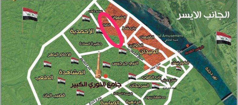 Iraq, Isis A Mosul Controlla Solo 2 Zone Che Si Affacciano Sul Tigri