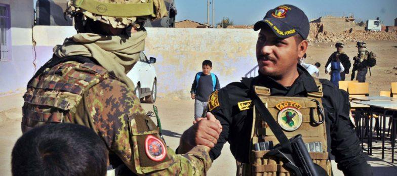 Iraq, Gli Alpini Lavorano Con Le ISF Per La Stabilizzazione Post-Isis