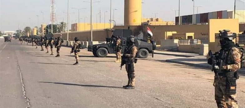 Iran, New Attack On US In Iraq After Trump's Speech