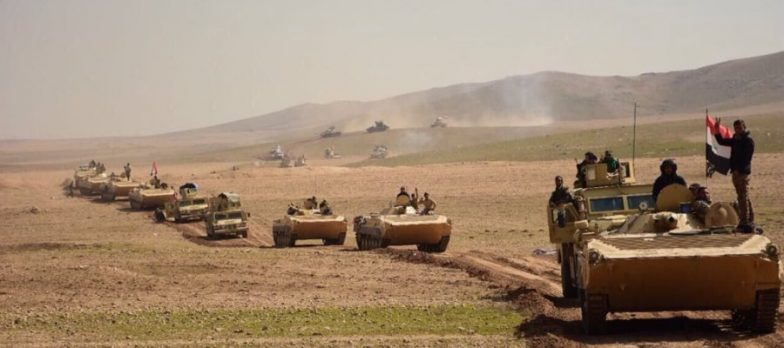 Iraq, The ISF Carry Out A Surprise Anti-ISIS Operation In Anbar