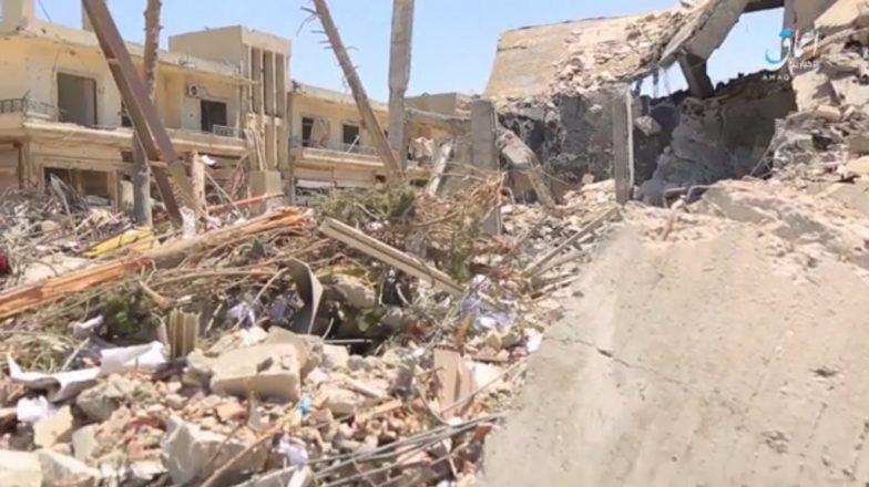 Siria, Violenta Battaglia Tra Lo Stato Islamico E Le SDF Ad Hajin