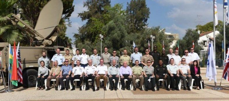 Israele, Le IDF Ospitano La Prima Conferenza Militare Cyber Internazionale