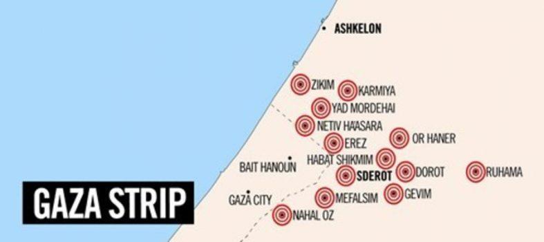 Israele è A Un Passo Dalla Guerra Totale Contro Hamas A Gaza