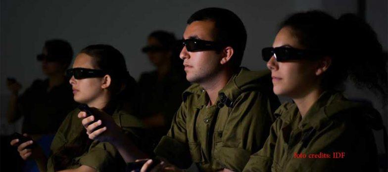 """In Israele L'addestramento Delle IDF è Sempre Più """"high-tech"""" E """"smart"""""""