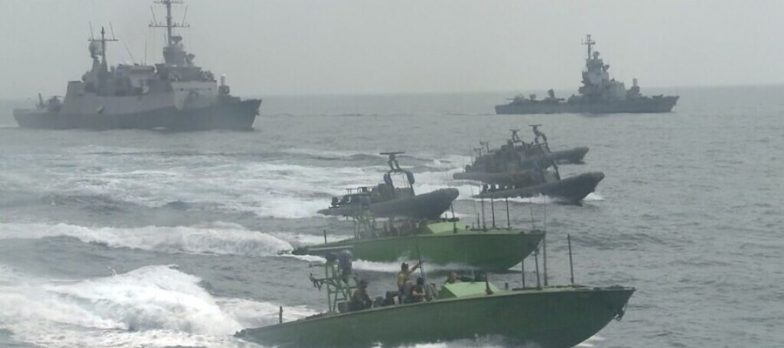 Israel, IDF Train Against Hezbollah Naval Attacks