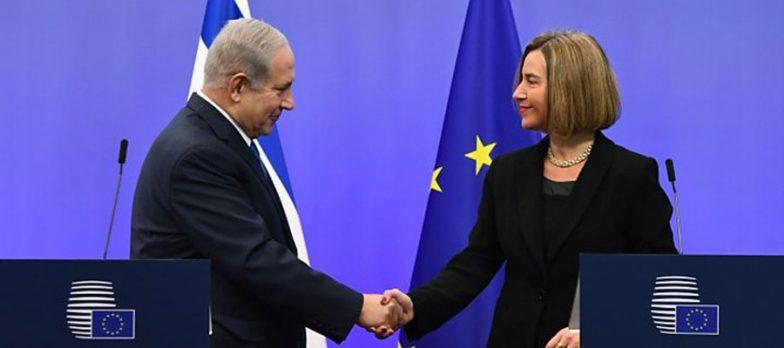 Gerusalemme, Tra Netanyahu E Mogherini Manca La Sintonia