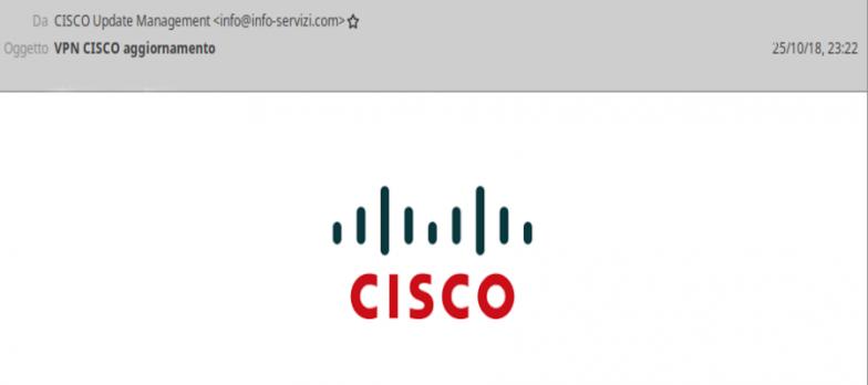 Il Cybercrime Attacca La Pubblica Amministrazione In Italia Con Falsi Update VPN