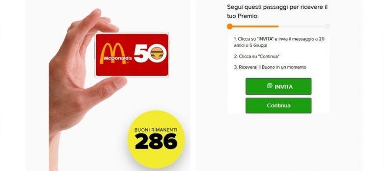 Il Cybercrime Usa McDonald's Come Esca Per I Cyber Attacchi In Italia