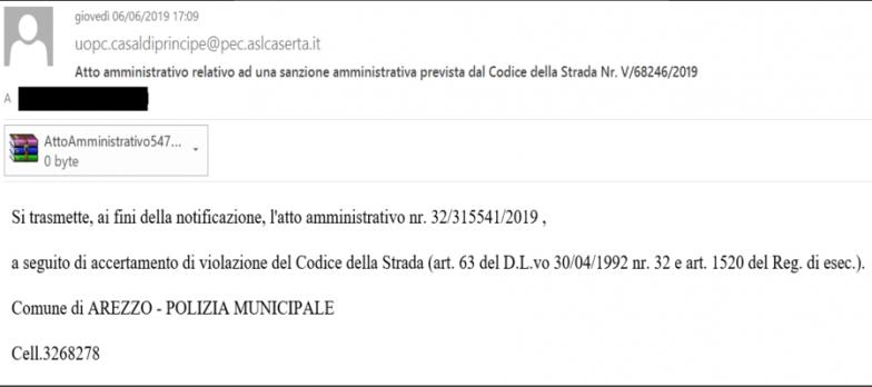 Cybercrime, La Diffusione Di Malware In Italia Ora Passa Dalle False Multe