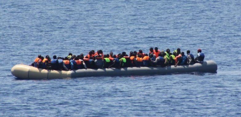 Africa, Le Rotte Dei Migranti Da Libia Ed Egitto Verso L'Europa Sono 7