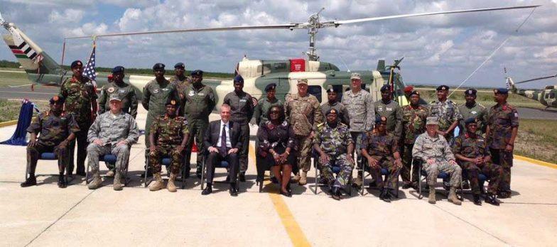 Kenya, Da Usa Arrivano 6 Nuovi Elicotteri Per La Lotta Al Terrorismo