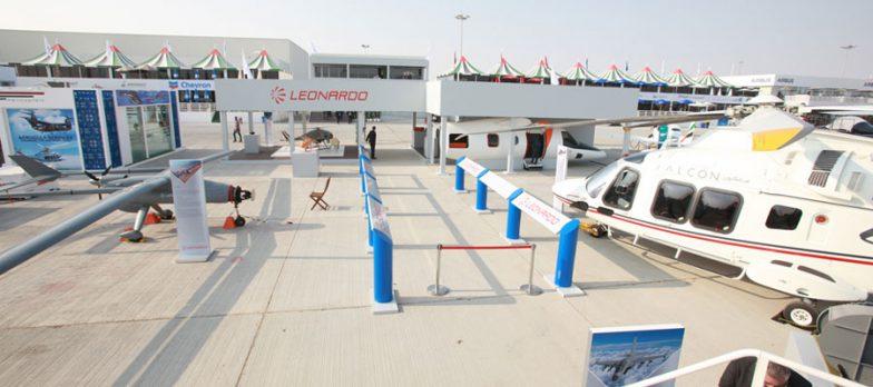 Leonardo Dubaiairwshow Cybersecurity Elicotteri Aw139 Borsa Goldenpower Pinotti Vitrociset