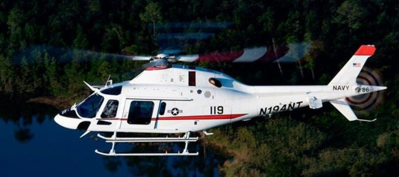 Industrie, Le Attività Di Leonardo Sul TH-73A Tra La Pennsylvania E La Florida