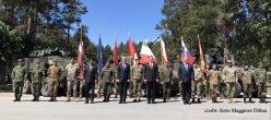 Lettonia NATO Italia Battle Group Battaglione EFP Varsavia