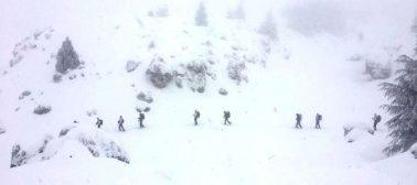 Libano, Gli Alpini Di MIBIL Formano Le LAF Nel Combattimento In Montagna