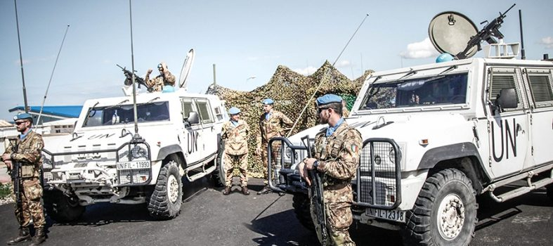 Libano Unifil Italia Folgore 232esimoreggimentotrasmissioni Militariitaliani Onu Caschiblu Semprercollegatur Comunicazioni