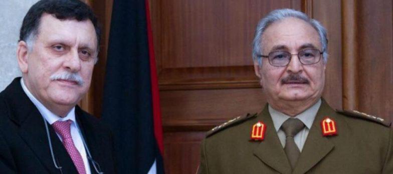 Libia, Prime Prove Di Dialogo Tra Sarraj E Bengasi