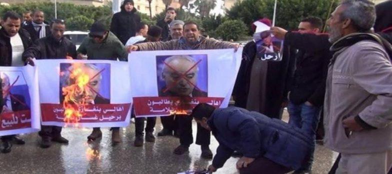 Libia, Proteste Anti-Salamè A Bengasi Dopo Le Critiche Alle Manovre Di Haftar A Sud