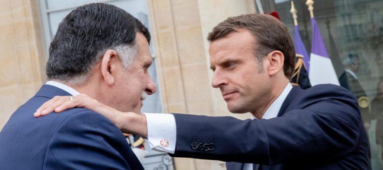 Libia, La Francia Torna Con Sarraj E Chiede Un Cessate Il Fuoco Incondizionato