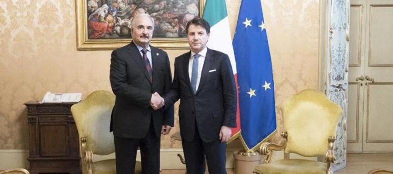Libia, Inutile La Visita Di Haftar In Italia: Il Generale Bombarda A Tappeto Tripoli E Misurata