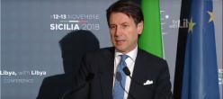 Libia Africa Mena Italia Palermo Giuseppeconte Onu Haftar Turciha Sarraj Elezioni Sicurezza Riforme Gna Pc Hor Hsc