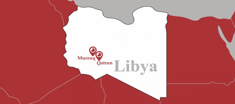 Libia, Le Forze Di Haftar Attaccano Murzuk Ma I Tabu Le Respingono