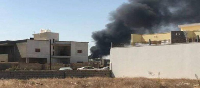Libia, Torna L'incubo Della Settima Brigata. Scontri A Sud Di Tripoli