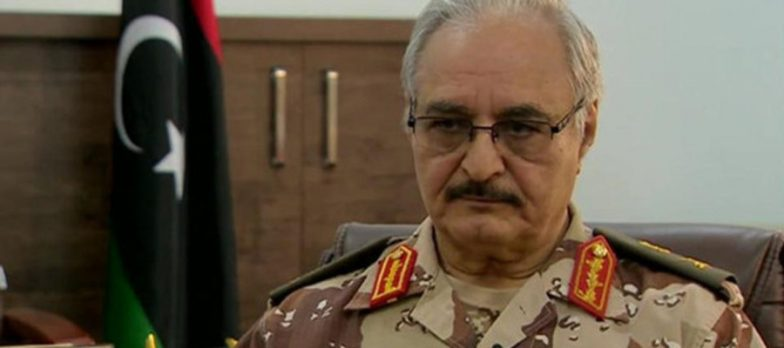 Libia, Haftar Punta Tripoli. Pare Voglia Prenderla Prima Del Multaqa Watani