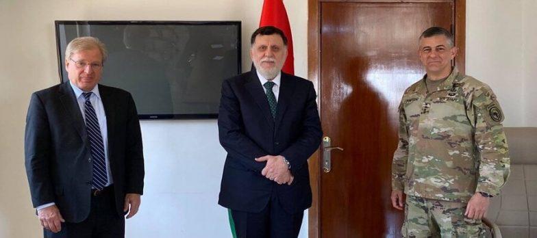Libia, Gli USA Entrano A Piedi Pari Nella Partita Per Il Futuro Del Paese