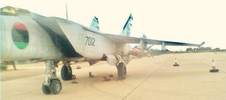 Libia L'aeronautica Militare Diventa Protagonista Della Crisi