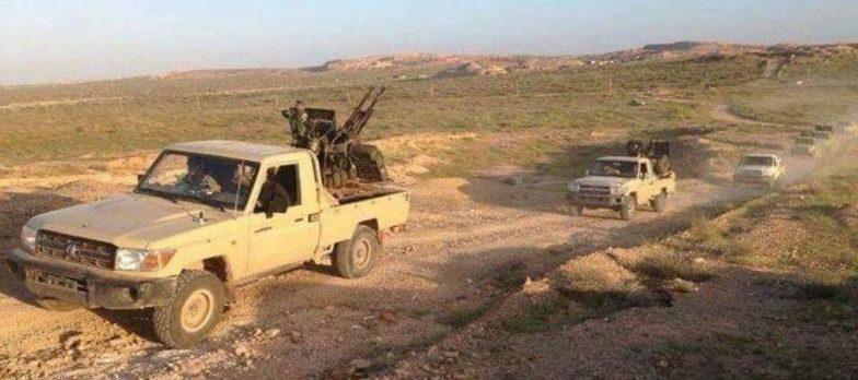 Libia, Le Truppe Di Haftar In Fuga Dopo La Sconfitta A Gharyan. Le Forze Del GNA Avanzano