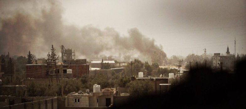 Libia, Sarraj Prende Di Mira Haftar A Qasr Ben Ghashir