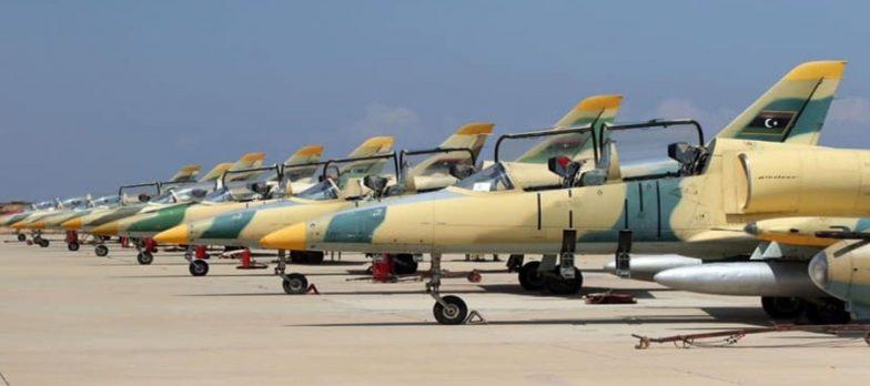 Libia, Haftar Lancia L'offensiva Aerea Totale Contro Il GNA Di Sarraj