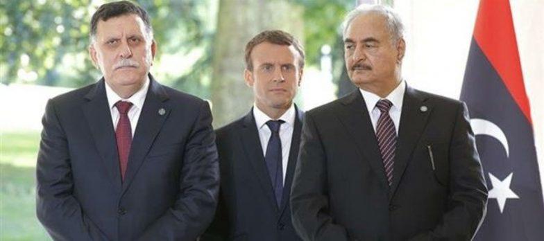 Libia, L'incontro Di Oggi Tra Macron E Haftar è Decisivo Per Il Futuro