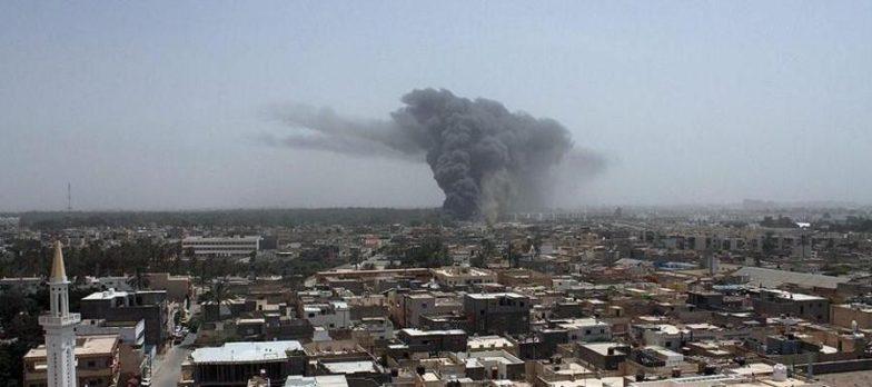 Libia, Haftar Attacca Gharyan Ma Rischia Di Perdere L'aeroporto A Bani Walid