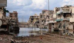 Libia Sirte Isis Raid Usa Gna