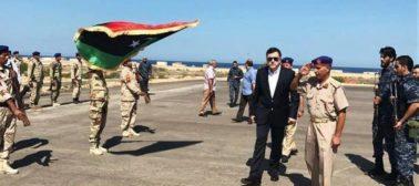 Libia: Sarraj, Dopo NATO E UE, Punta Al Sostegno Di Usa E Paesi Arabi