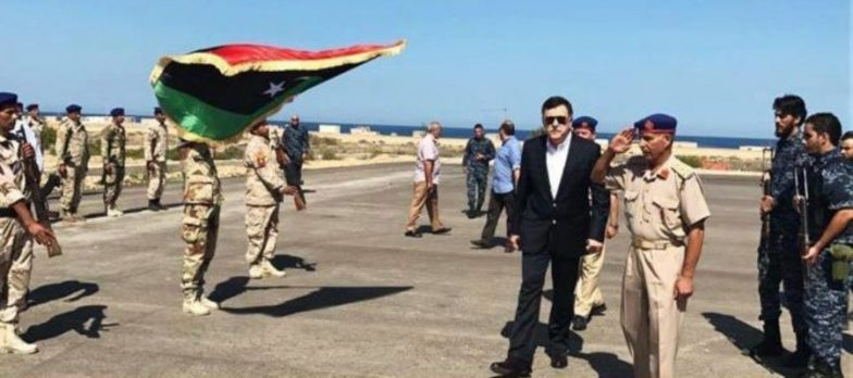 Libia, Sarraj A Sorpresa Si Auto-nomina Anche Ministro Della Difesa