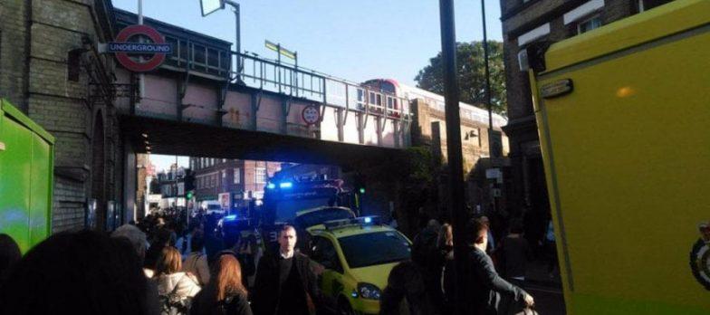Londra, L'attacco Alla Metro Conferma Che I Terroristi In Europa Sono Diventati Vigliacchi