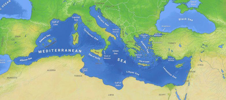 La Turchia Annuncia Un'operazione Navale Nel Mediterraneo Orientale
