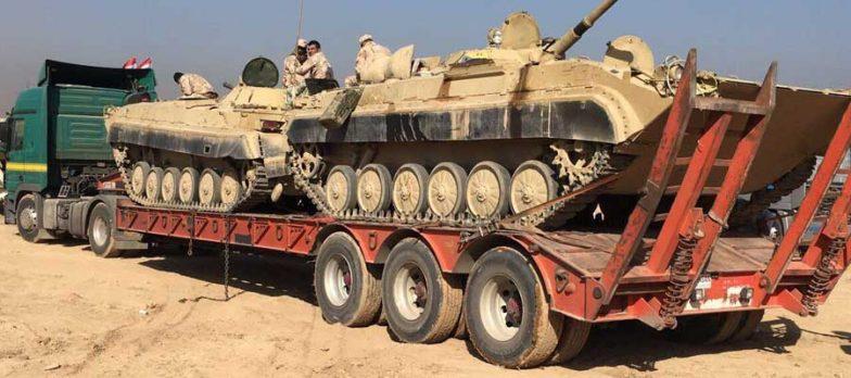 Iraq, è Cominciata La Fase 2 Dell'offensiva Anti-Isis Ad Hawija