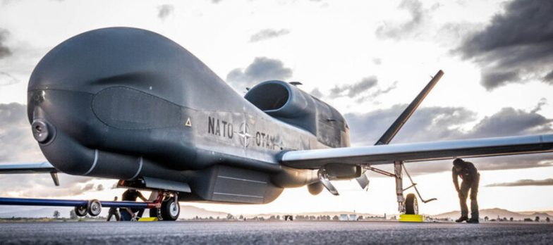 NATO, Arriva In Italia Il Quarto RQ-4D Phoenix Per La AGS