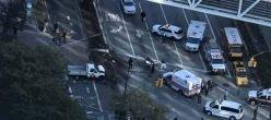 Newyork Usa Attentato Isis Squilibrato Manhattan Ramming Isis