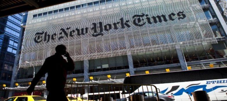 Internet Non Ha Ucciso La Stampa. Lo Conferma Il Caso Del New York Times
