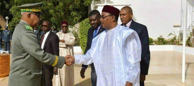 Il Nuovo Capo Di Stato Maggiore Dell'Esercito In Niger è Ahmed Mohamed