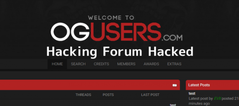 OGuser, Popular Hijacking And SIM Swapping Forum, Has Been Hacked
