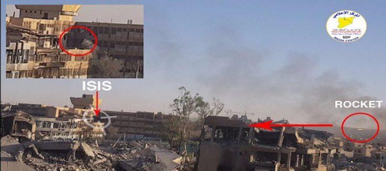 Siria, Scoperti I Magazzini Segreti Isis A Sud Di Deir Ez-Zor
