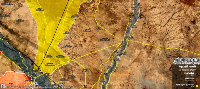 Siria, Probabile Intesa SDF-SAA A Deir Ez-Zor. Isis Fugge A Sud