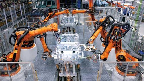 The Rise Of The Machines Has Begun, Especially In The Industries