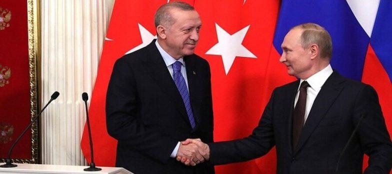 Siria: La Turchia, Come Previsto, Cede Alla Russia E Firma La Tregua